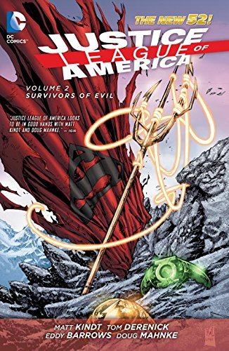 Matt Kindt Justice League Of America Volume 2 Survivors Of Evil