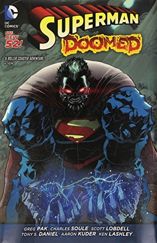 Greg Pak Superman Doomed (the New 52)