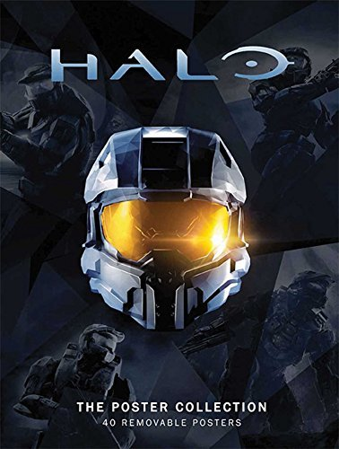 Microsoft Halo The Poster Collection