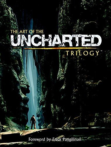 Naughty Dog The Art Of The Uncharted Trilogy