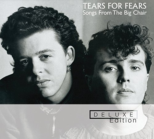 Tears For Fears Songs From The Big Chair 2 CD Deluxe Edition