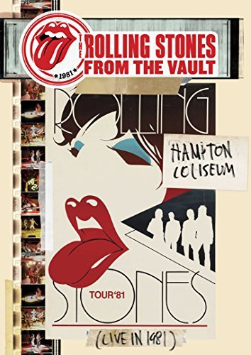 Rolling Stones From The Vault Hampton Coliseum 1981 DVD