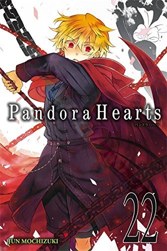 Jun Mochizuki Pandorahearts Vol. 22