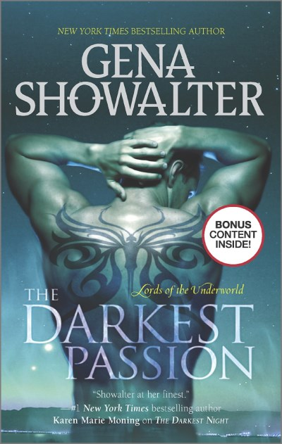Gena Showalter The Darkest Passion