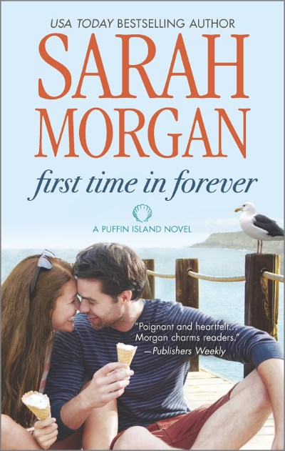 Sarah Morgan First Time In Forever