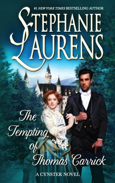Stephanie Laurens The Tempting Of Thomas Carrick