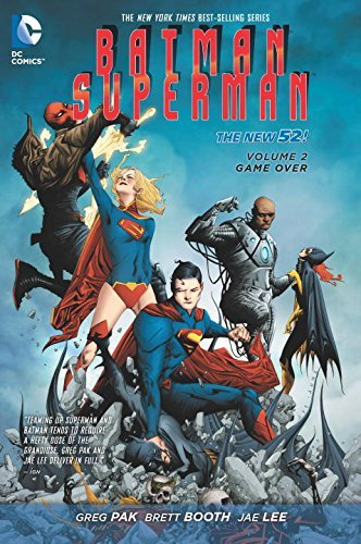 Greg Pak Batman Superman Volume 2 Game Over