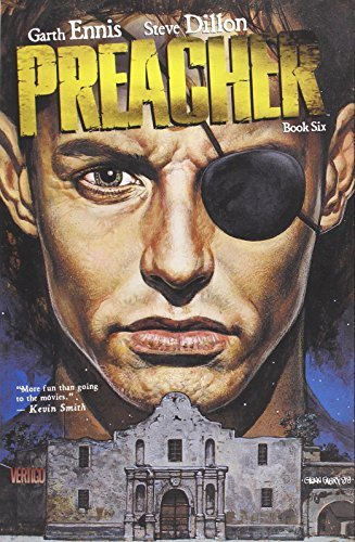 Steve Dillon Preacher Book Six