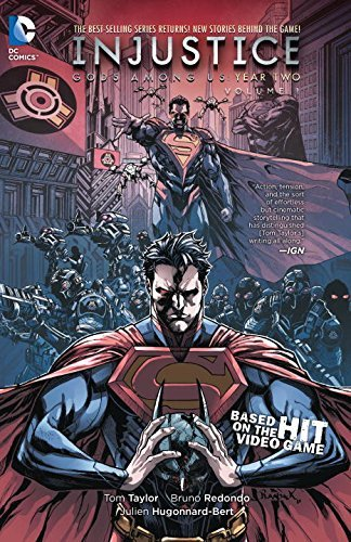 Tom Taylor Injustice Gods Among Us Year Two Vol. 1
