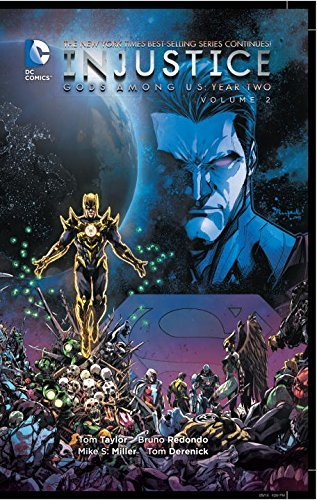 Tom Taylor Injustice Gods Among Us Year Two Vol. 2