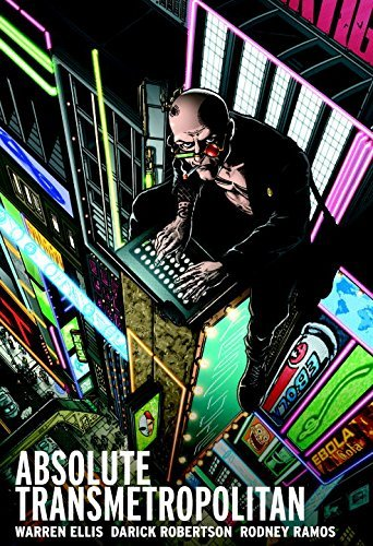 Warren Ellis Absolute Transmetropolitan Vol. 1