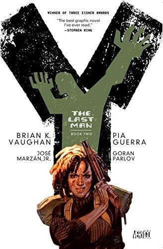 Brian K. Vaughan Y The Last Man Book Two