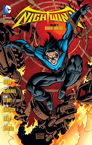 Chuck Dixon Nightwing Volume 2 Rough Justice