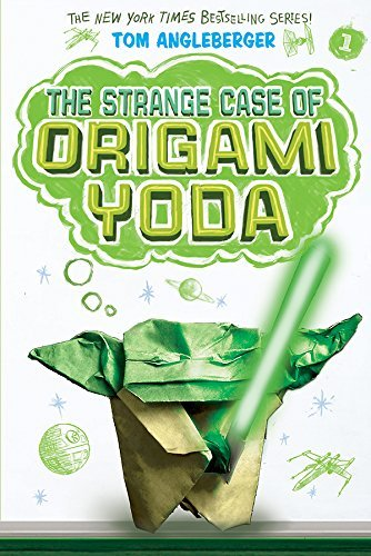 Tom Angleberger The Strange Case Of Origami Yoda (origami Yoda #1)