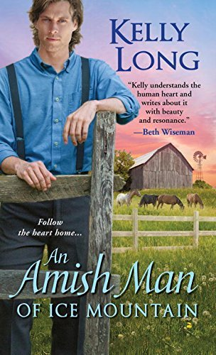 Kelly Long An Amish Man Of Ice Mountain