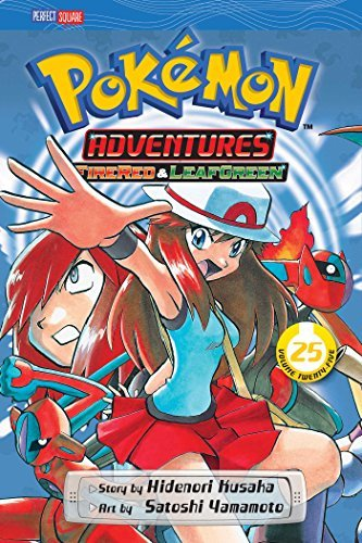 Hidenori Kusaka Pokemon Adventures Volume 25