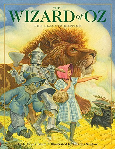 L. Frank Baum The Wizard Of Oz Abridged