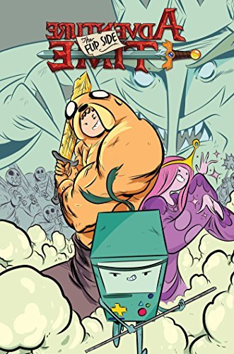 Colleen Coover Adventure Time The Flip Side