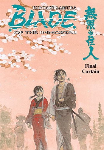 Hiroaki Samura Blade Of The Immortal Volume 31 Final Curtain