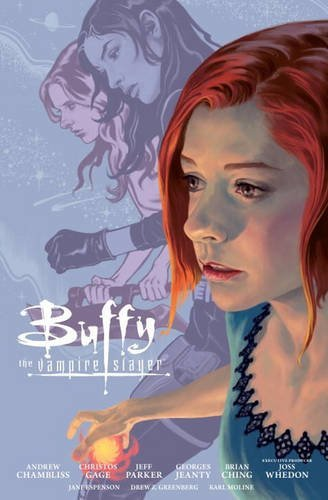Josh Whedon Buffy Season Nine Library Edition Volume 2