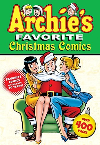 Archie Superstars Archie's Favorite Christmas Comics