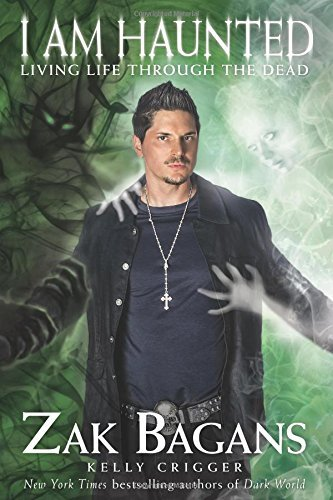 Zak Bagans I Am Haunted Living Life Through The Dead