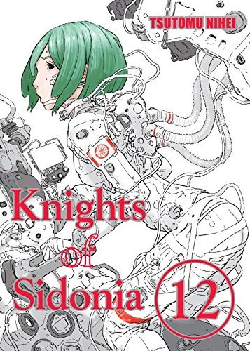 Tsutomu Nihei Knights Of Sidonia Volume 12
