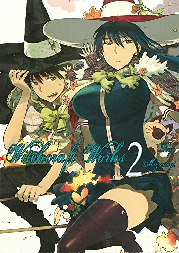 Ryu Mizunagi Witchcraft Works Volume 2