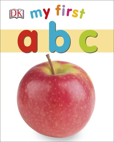 Dk Publishing My First Abc