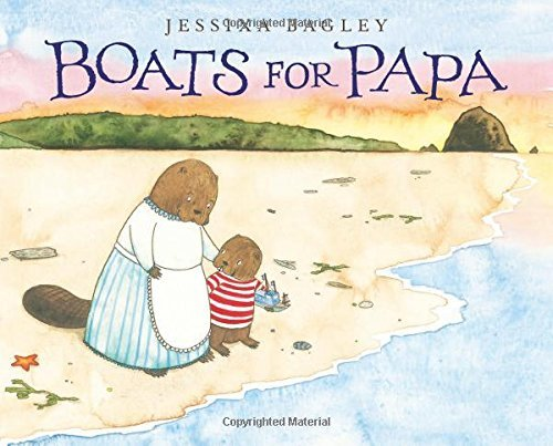 Jessixa Bagley Boats For Papa
