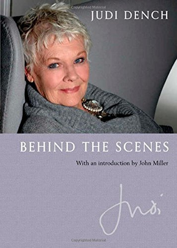 Judi Dench Behind The Scenes
