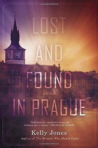 Kelly Jones Lost And Found In Prague