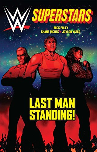 Mick Foley Wwe Superstars #4 Last Man Standing