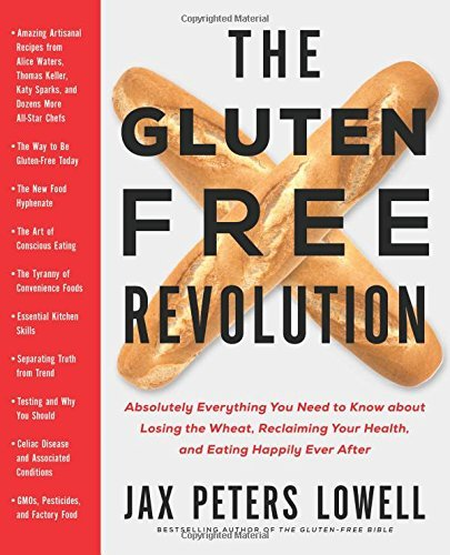 Jax Peters Lowell Gluten Free Revolution 0003 Edition;