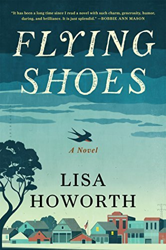 Lisa Howorth Flying Shoes