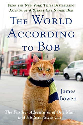 James Bowen The World According To Bob The Further Adventures Of One Man And His Streetw