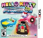 Nintendo 3ds Hello Kitty & Sanrio Friends 3d Racing