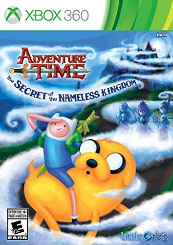 X360 Adventure Time 3