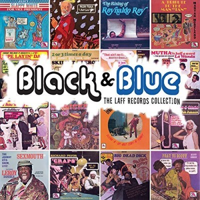 Laff Records Black & Blue Laff Comedy Box Explicit