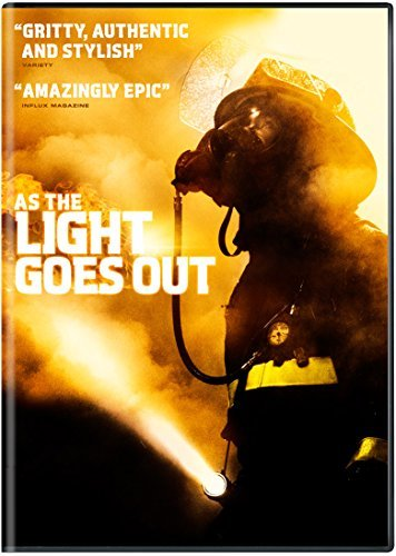 As The Light Goes Out Chan Hu DVD Nr