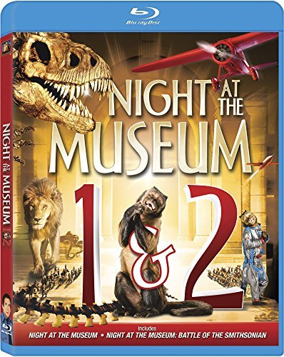 Night At The Museum Double Feature Blu Ray