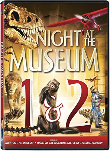 Night At The Museum Double Feature DVD