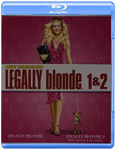 Legally Blonde Double Feature Blu Ray