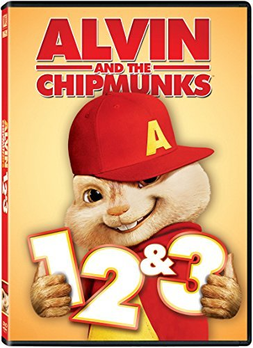 Alvin & The Chipmunks Triple Feature DVD Pg