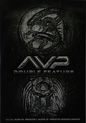 Avp Double Feature DVD Nr
