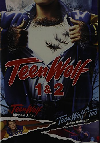 Teen Wolf Double Feature DVD
