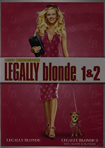 Legally Blonde Double Feature DVD Double Feature