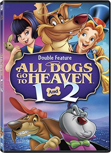 All Dogs Go To Heaven Double Feature DVD G