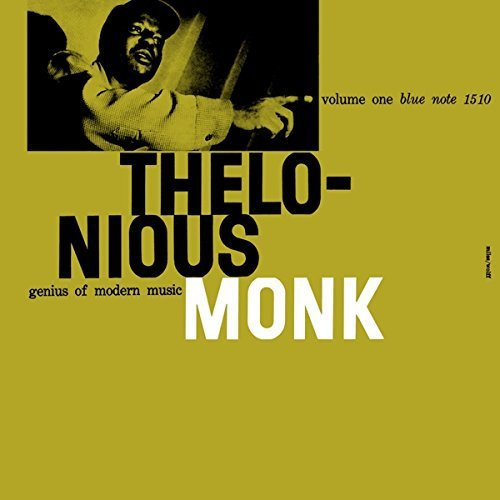 Thelonious Monk Genius Of Modern Music Volume 1