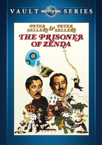 Prisoner Of Zenda Prisoner Of Zenda Made On Demand